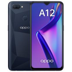 Смартфон OPPO A12 4/64GB Black