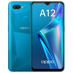 Смартфон OPPO A12 4/64GB Blue
