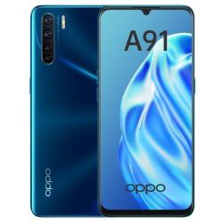 Смартфон OPPO A91 8/128GB Blazing Blue
