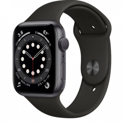Умные часы Apple Watch Series 6 GPS 40mm Aluminum Case with Sport Band Space grey