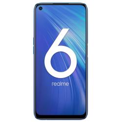 Смартфон Realme 6 4/128GB Blue