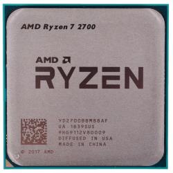 ПРОЦЕССОР AMD RYZEN 7 2700 3,2ГГЦ