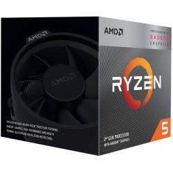 ПРОЦЕССОР AMD RYZEN 5 3400G 3,7ГГЦ